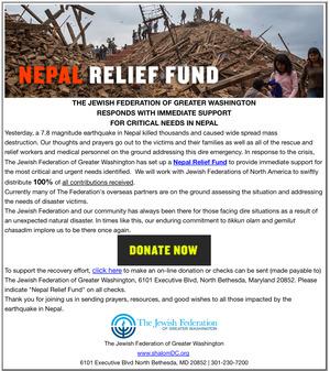Nepal-relief